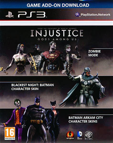 Injustice ps3 download \ FOREVER-LISTENING GA