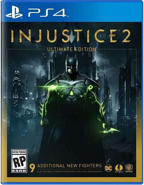 Injustice Ps3 Pkg